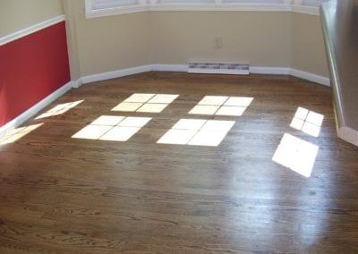 Portland Maine Hardwood floor care