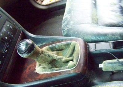 Vehicle Upholstery Mold Remediation